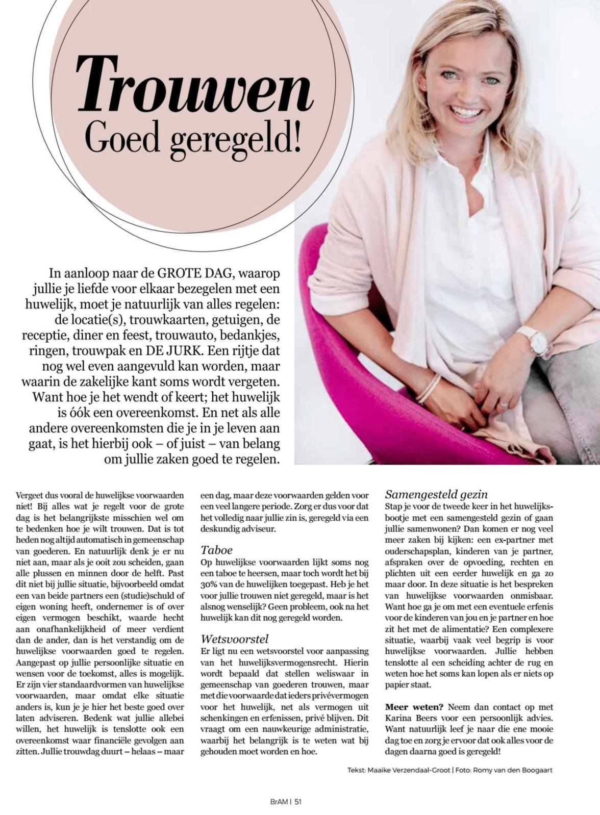 Beers Advocatenkantoor Karina Bram Black Magazine